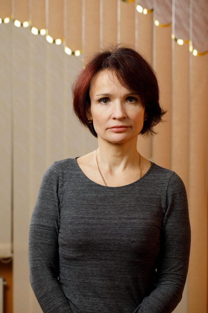 Ларионова Валерия Владимировна