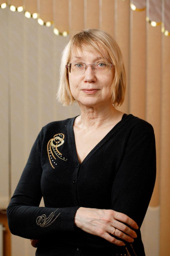 Калинина Надежда Вадимовна