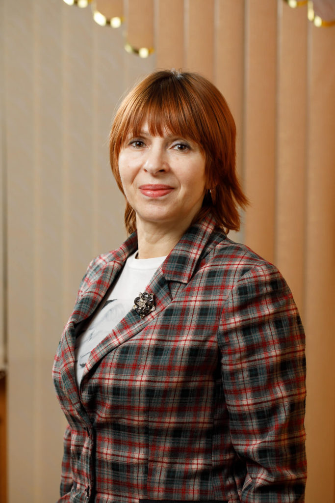 Каминская Тамара Владимировна