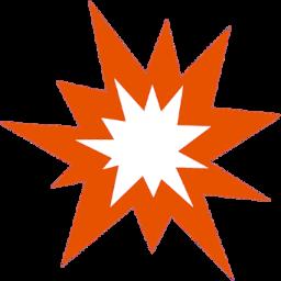 [иконка] взрыв